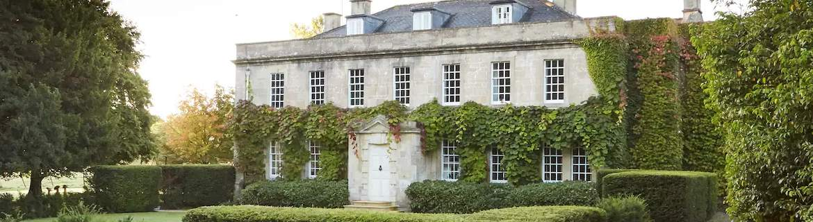 Beautiful Country Houses in Dorset and Somerset